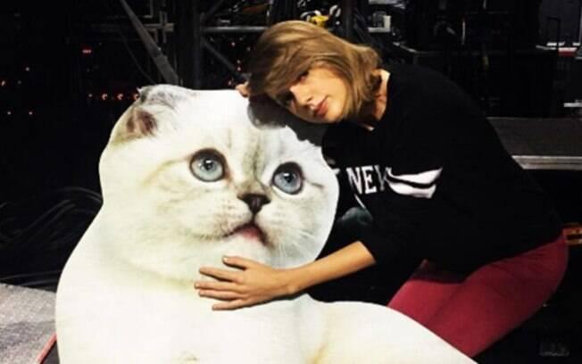 Taylor Swift foi confirmada no elenco de