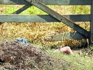 Bandeirinhas.  O corpo de um jovem foi encontrado na quinta (22)