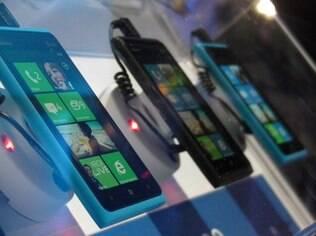 Novos celulares Lumia rodarão Windows Phone 8