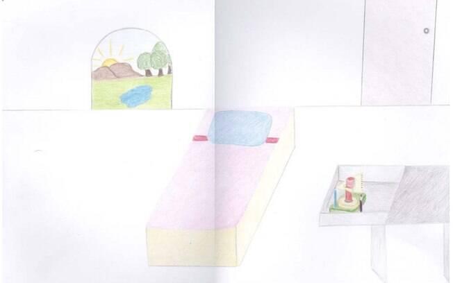 Exercício da prova de habilidades específicas do vestibular da Unicamp em 2011 para o curso de arquitetura