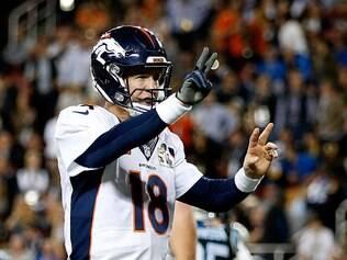 Manning comanda vitória do Broncos