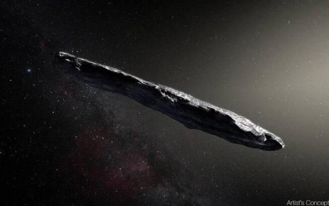 No futuro, é possível que as agências espaciais possam lançar missões para encontros com visitantes interestelares