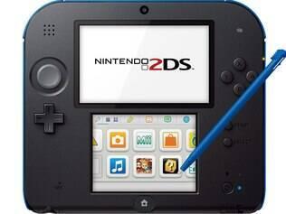 Nintendo anuncia portátil mais barato