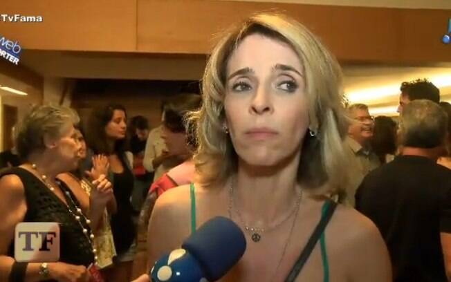 Deborah Evelyn fala sobre fim de contrato de Malu Mader
