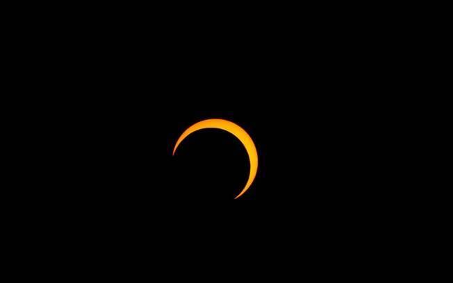 O eclipse total só poderá ser visto da Europa, noroeste da Ásia, norte da África e Oriente Médio. No Brasil, ele acontece por volta de 4h41 da madrugada de sexta (20)