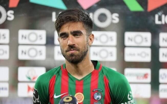Rodrigo Pinho é o novo reforço do Benfica