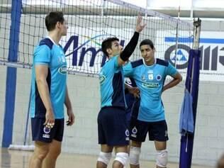 Líbero Serginho quer seu time encarando São Bernardo como se fosse qualquer outro adversário