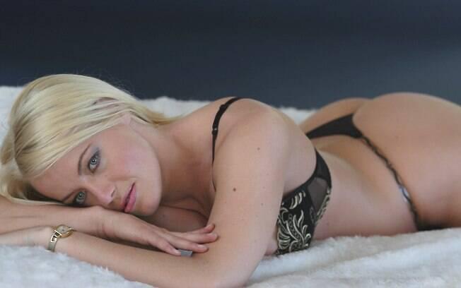 Gwyneth Montenegro foi garota de programa durante 12 anos