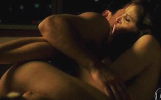 Cenas de sexo na cama