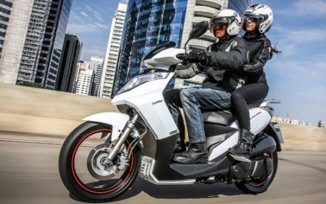 A Dafra é uma das melhores alternativas de custo-benefício entre os scooteres dos classificados