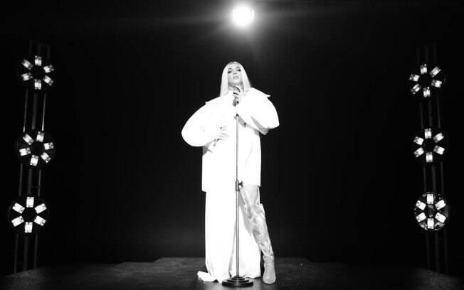 Pabllo Vittar lançou nesta terça o quinto clipe de seu primeiro álbum, o