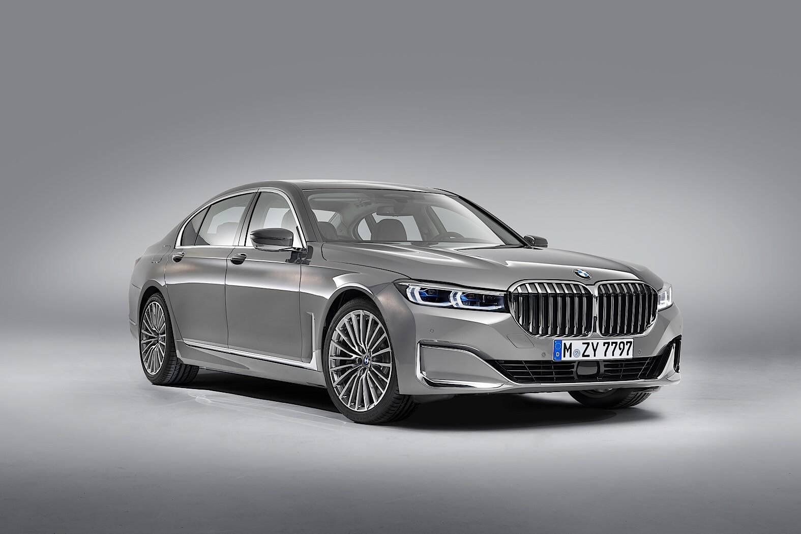 BMW Série 7. Foto: Divulgação