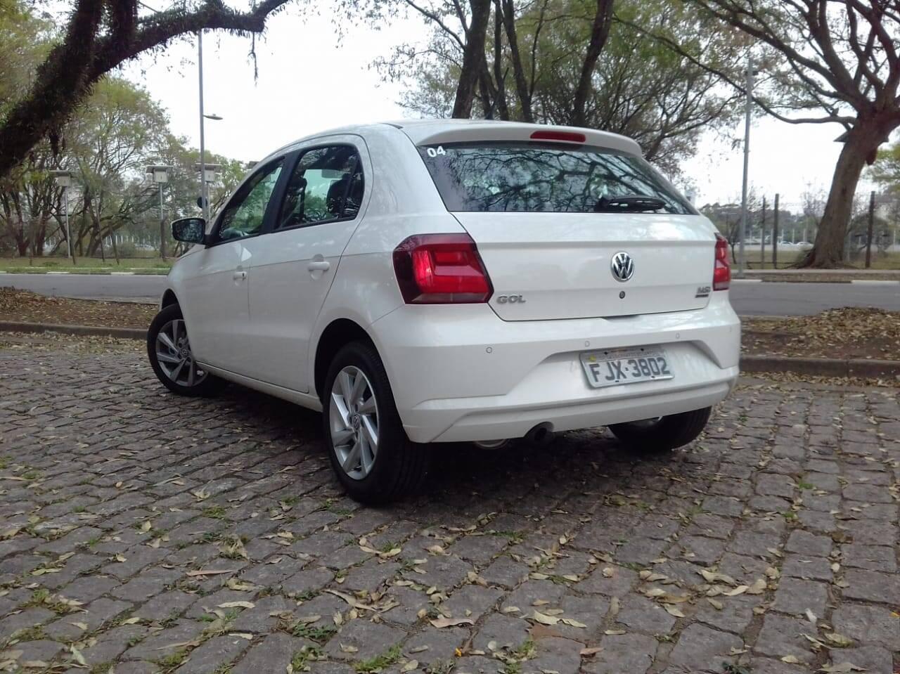VW Gol 1.6 AT. Foto: Carlos Guimarães/iG