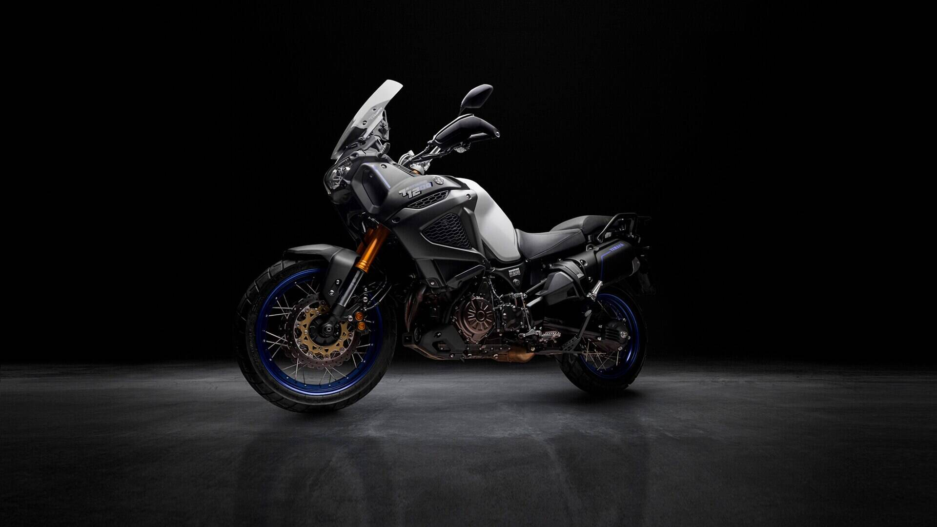 Yamaha Super Ténéré 1200. Foto: Divulgação