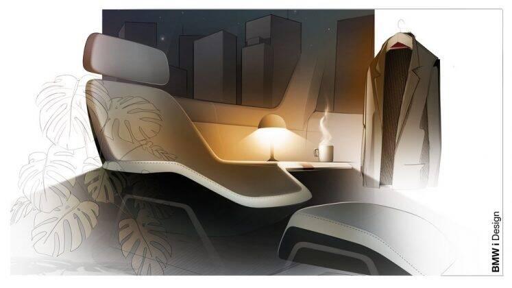 BMW Urban Suite. Foto: Divulgação
