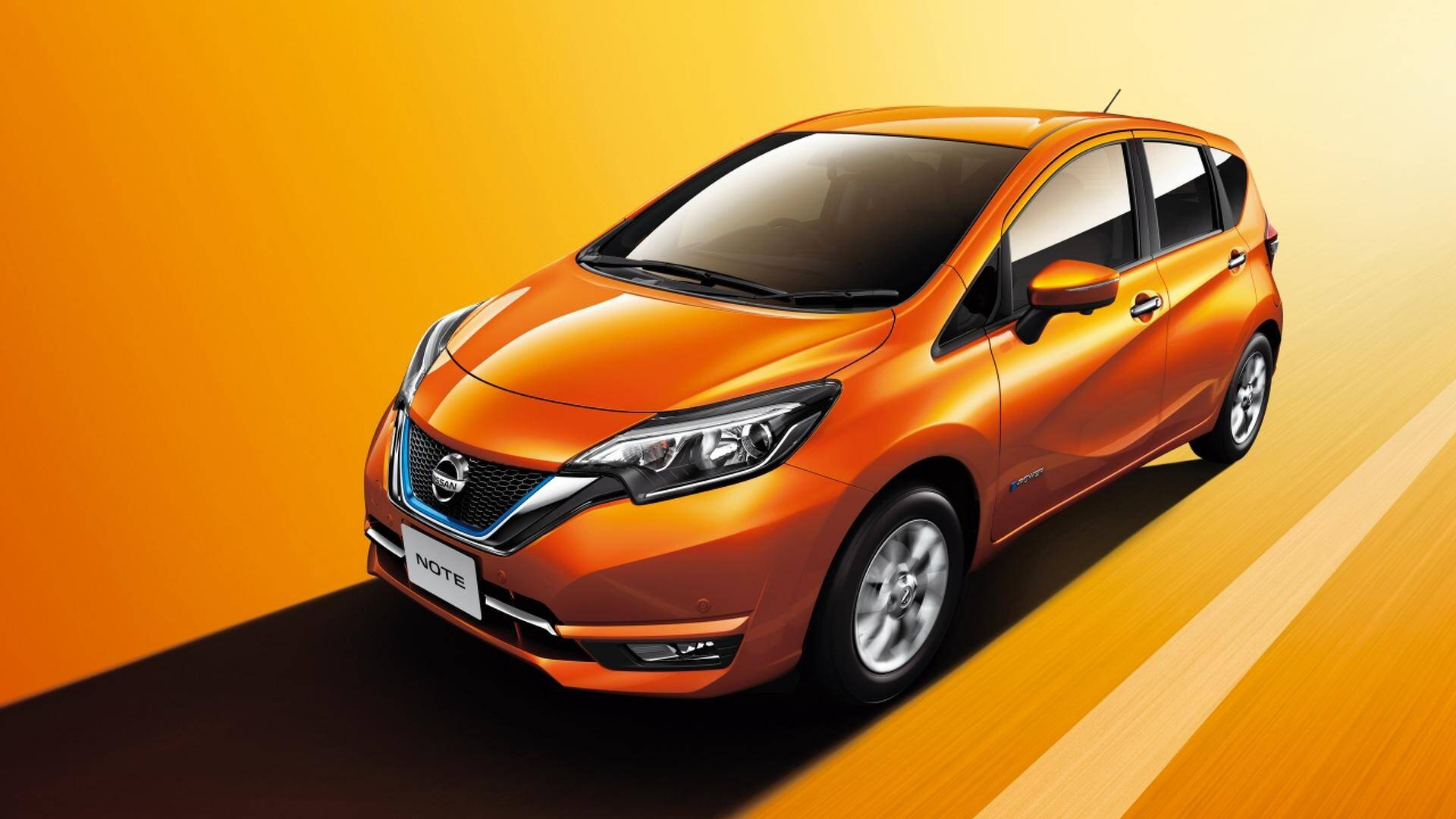 Nissan Note. Foto: Divulgação
