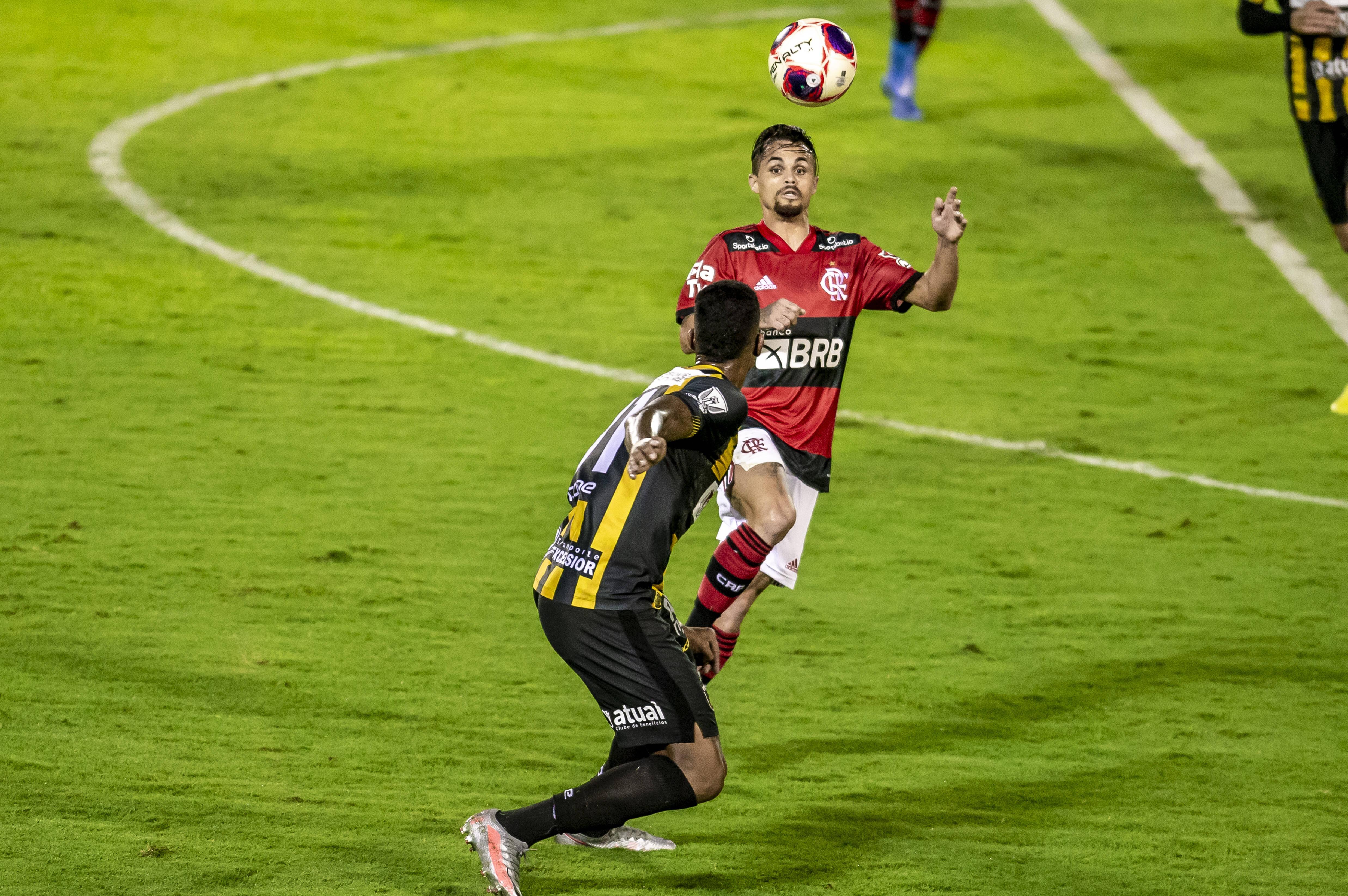 Foto: Flamengo e Volta Redonda