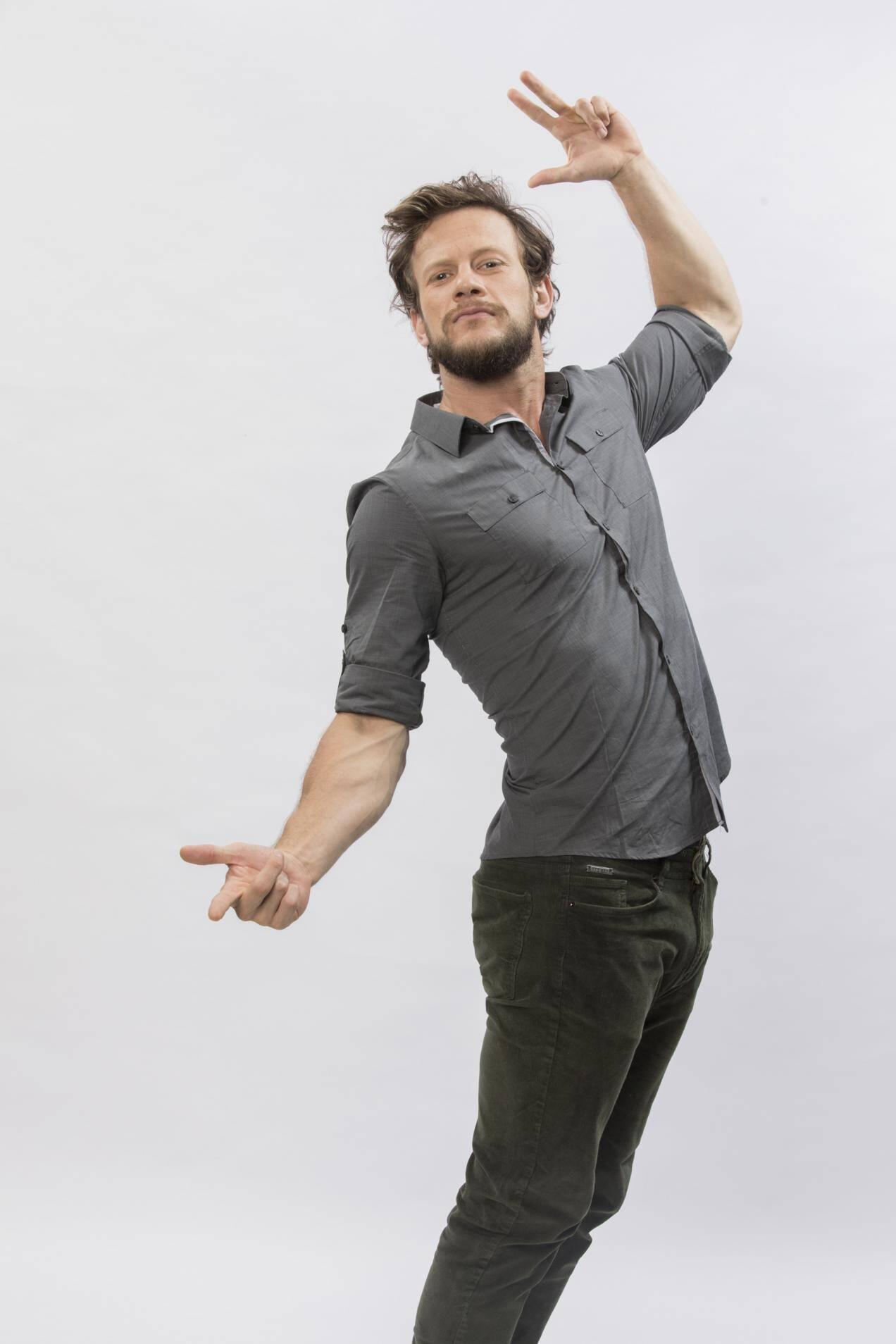Eduardo Pelizzari, ator, 32 anos. Foto: Divulgação