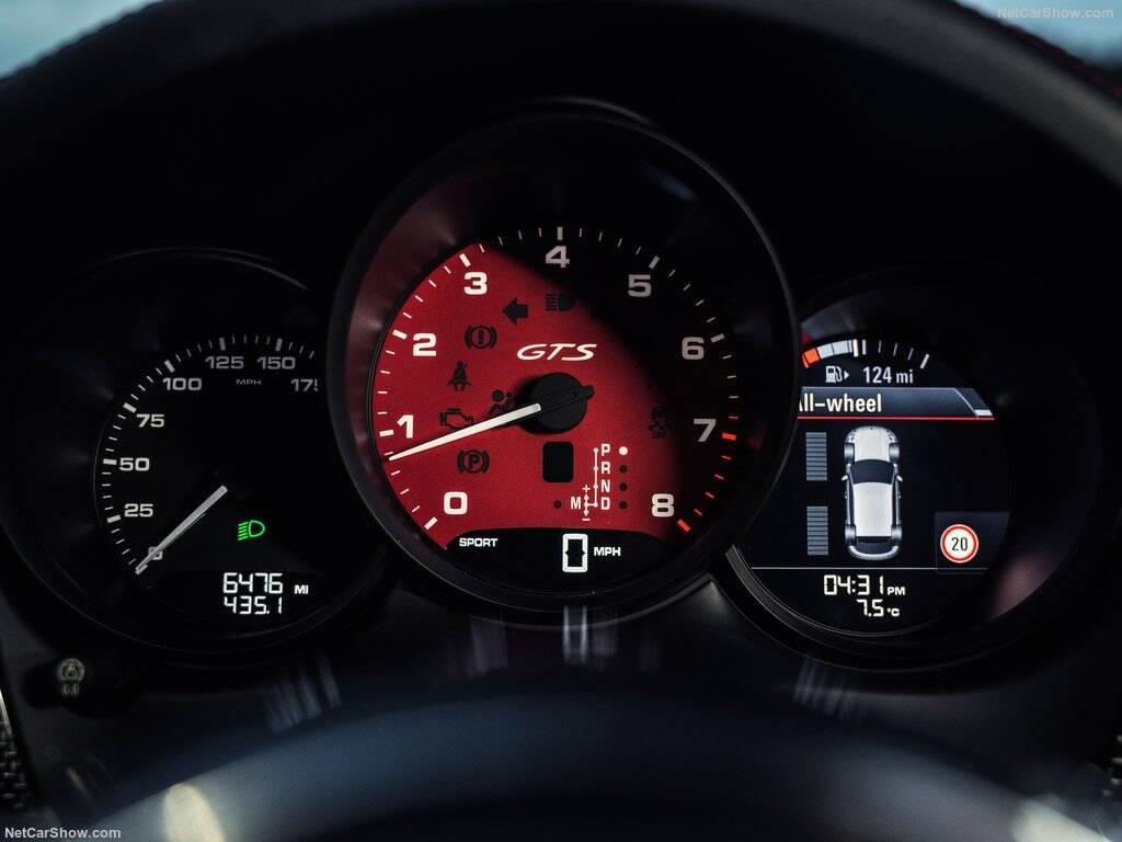 Porsche Macan GTS. Foto: Divulgação