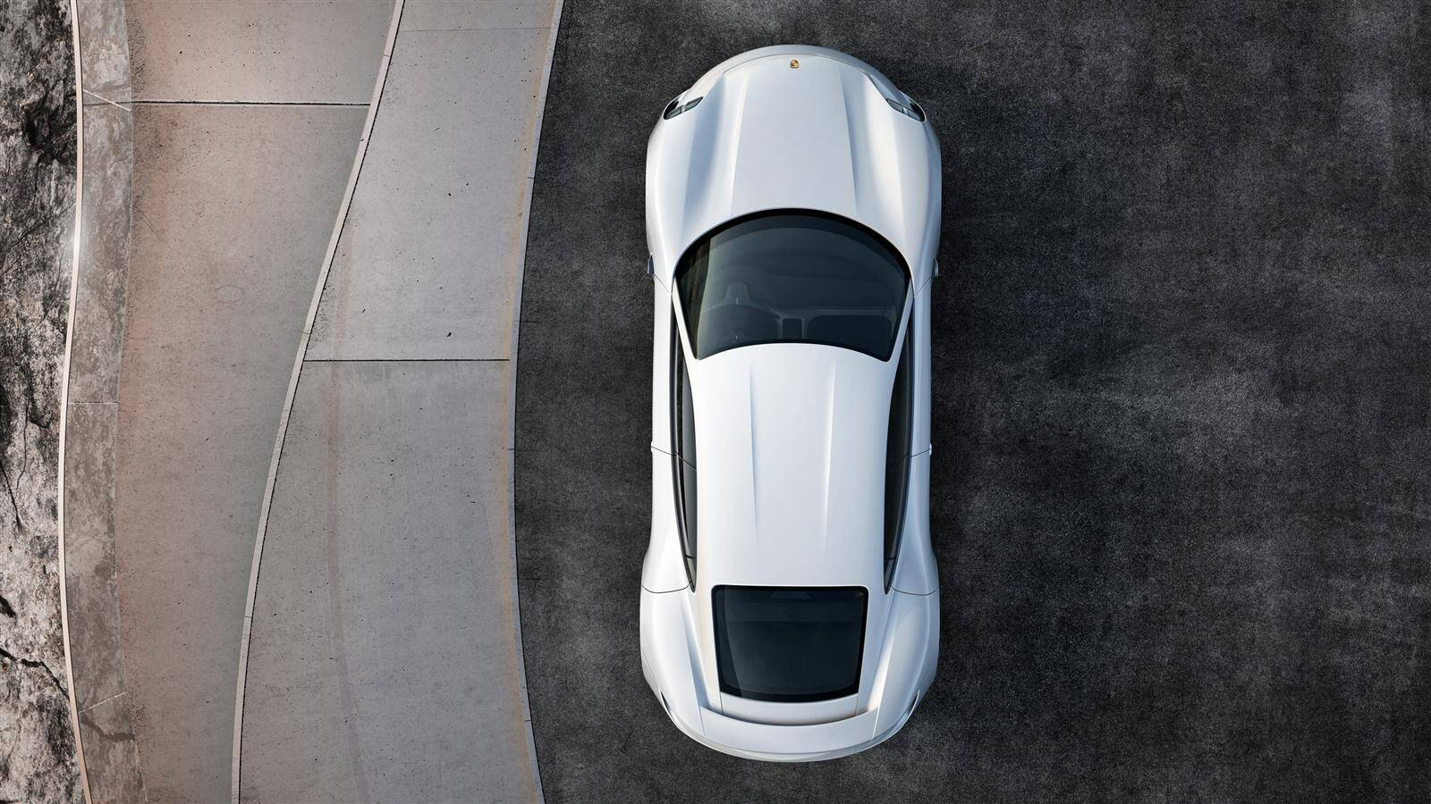 Porsche Mission E. Foto: Divulgação