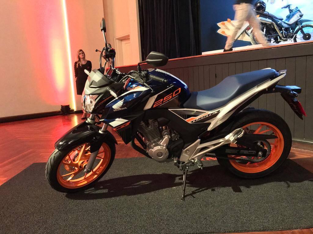 Honda CB 25p Twister 2020. Foto: Guilherme Menezes/iG