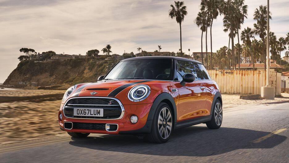 Mini Cooper, hatch premium, 11,2% de desvalorização depois de um ano. Foto: Divulgação