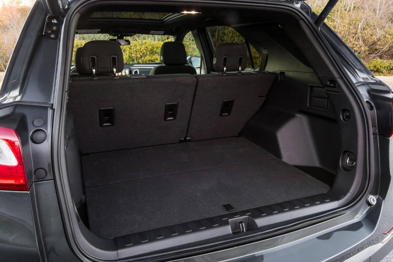 Chevrolet Equinox. Foto: Chevrolet Equinox