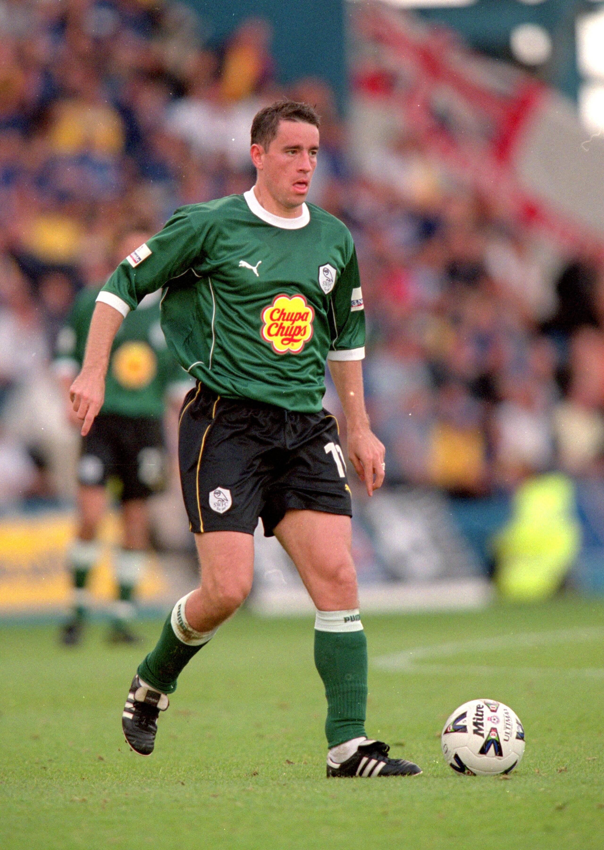 O escocês Phil O'Donnell defendia o Motherwell quando teve um infarto em campo em partida contra o Dundee United em 2007. Foto: Getty Images