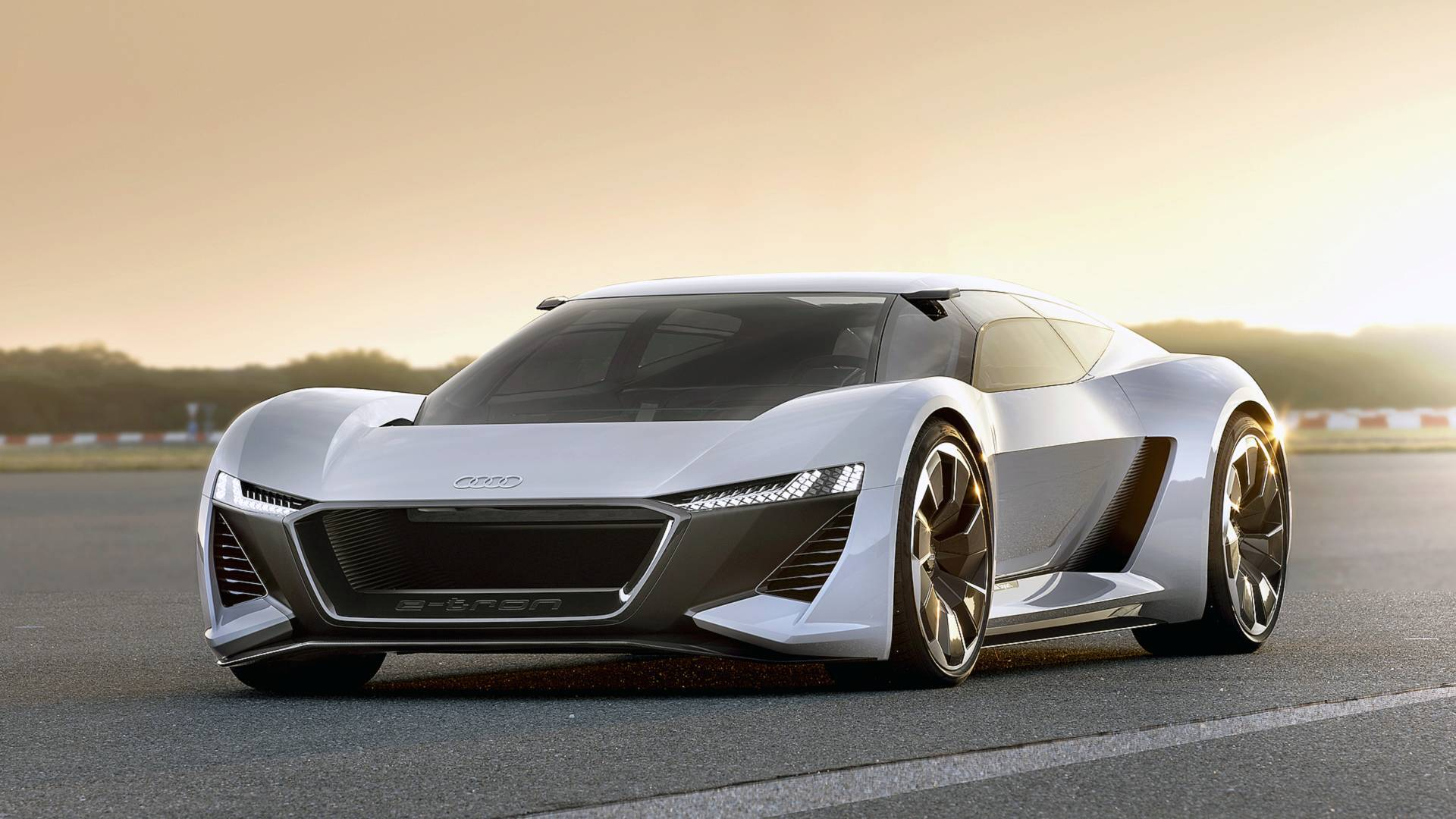 Audi Pebble Beach 18: Conceitual que traz eficiência ao estilo exótico, típico do evento americano. Foto: Divulgação