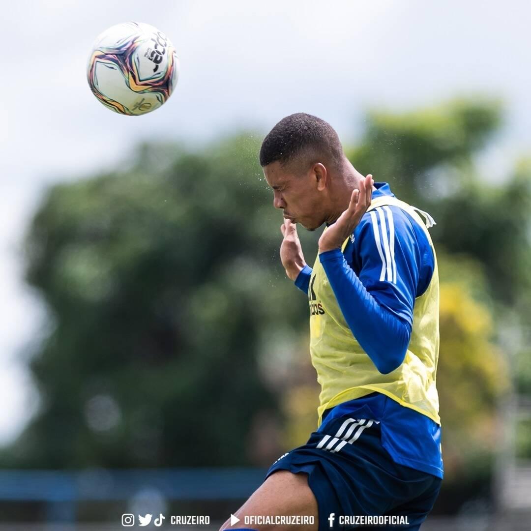 Foto: Instagram/Cruzeiro