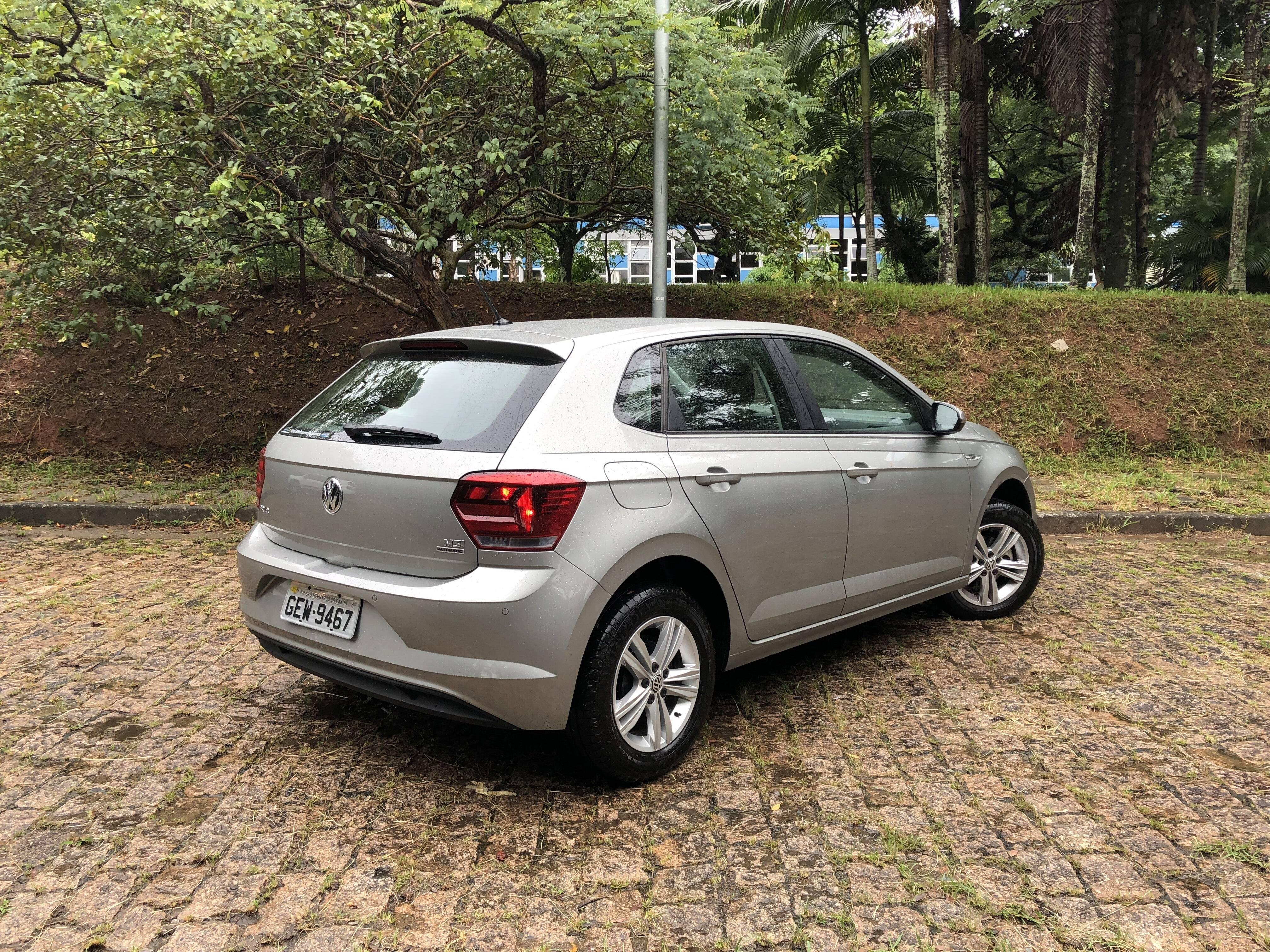 VW Polo 1.6 AT. Foto: Cauê Lira/iG Carros