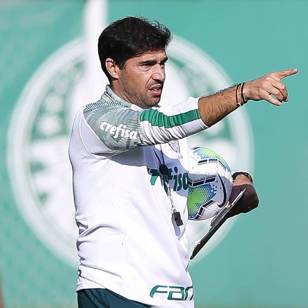Abel Ferreira. Foto: Reprodução / Instagram