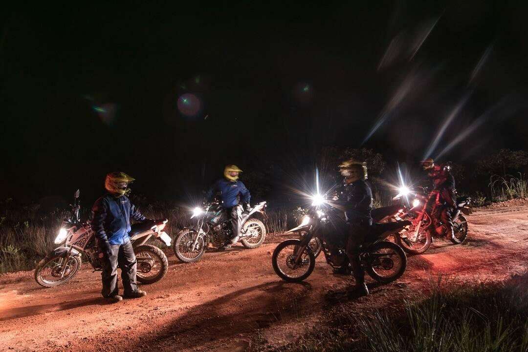 Yamaha Crosser. Foto: Divulgação