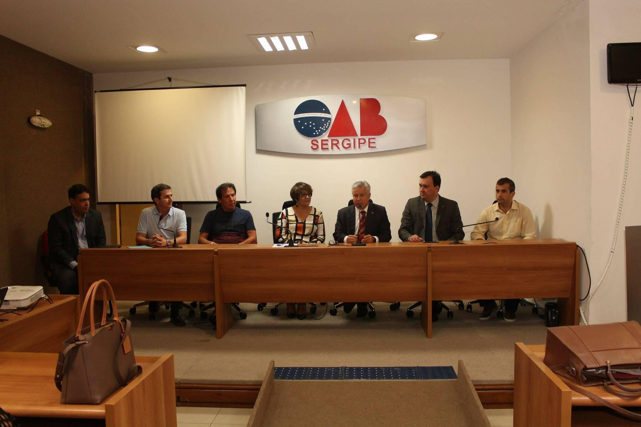 Incorporadora Emoções firma convênio com OAB de Sergipe . Foto: Divulgação
