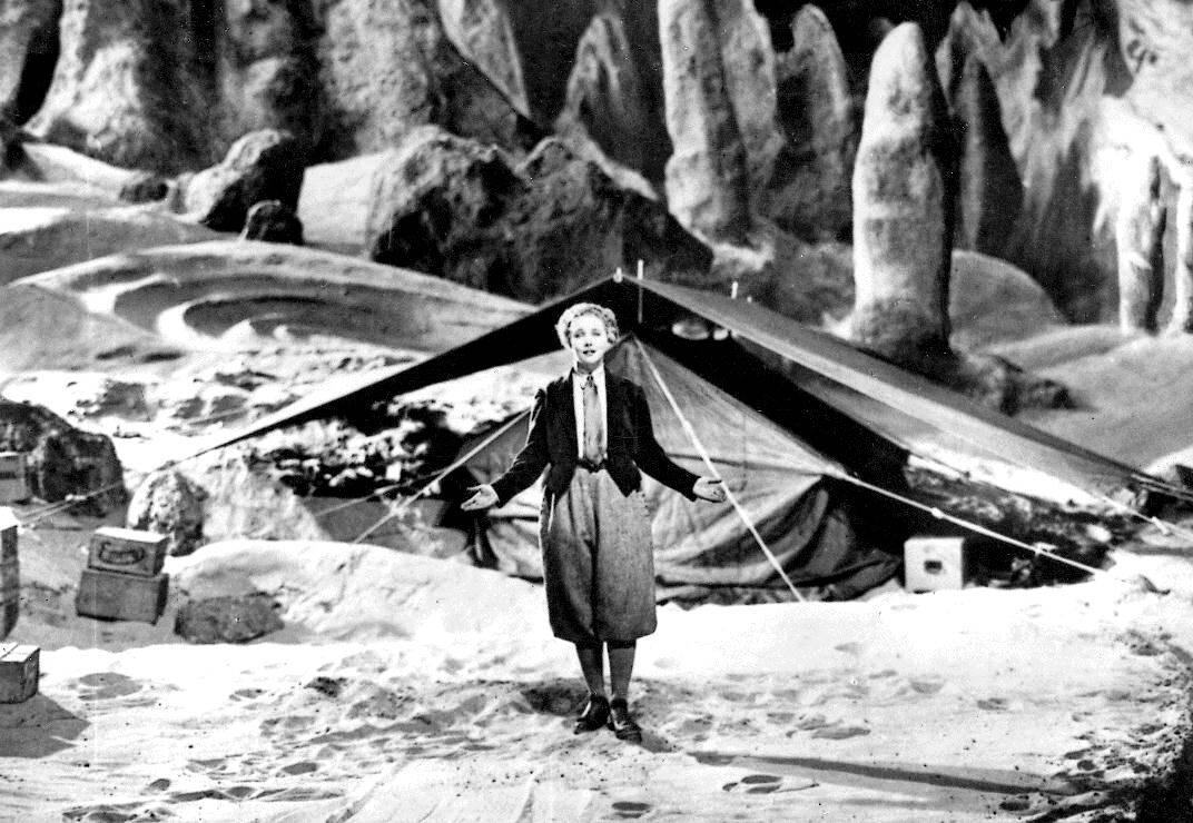 A mulher na Lua ( 1929). Foto: Reprodução