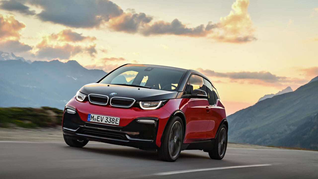 BMW i3. Foto: Divulgação