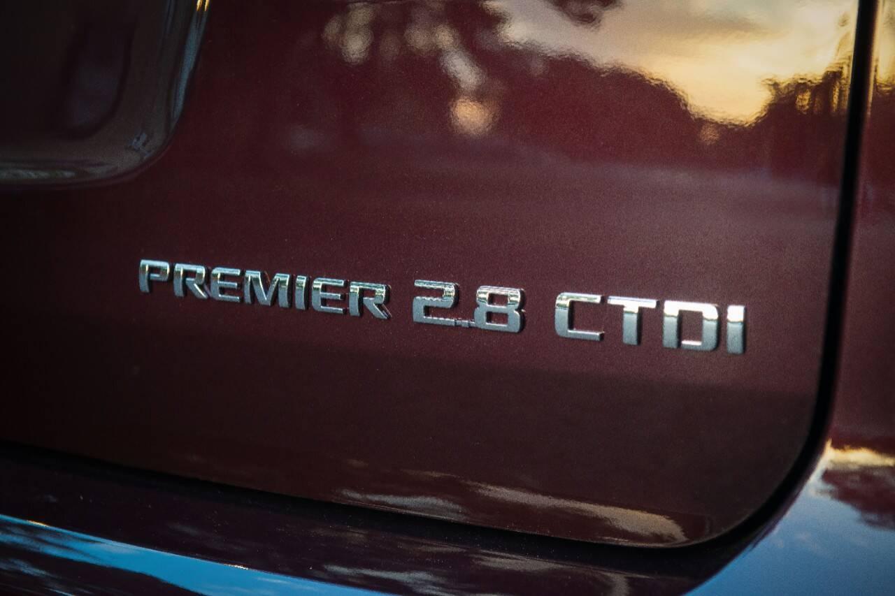 Chevrolet Trailblazer Premier. Foto: Divulgação