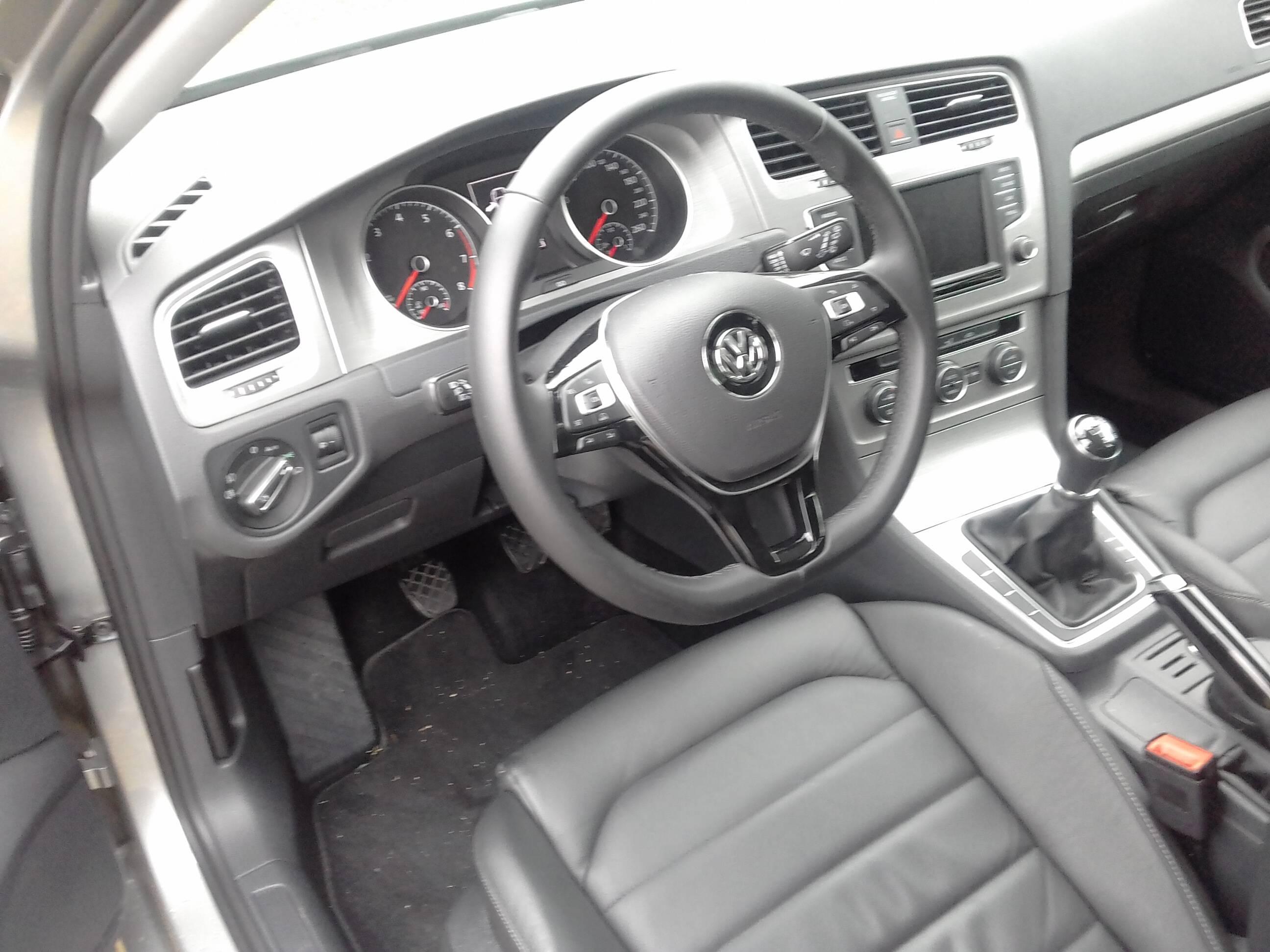 Volkswagen Golf 1.0 TSI. Foto: Divulgação