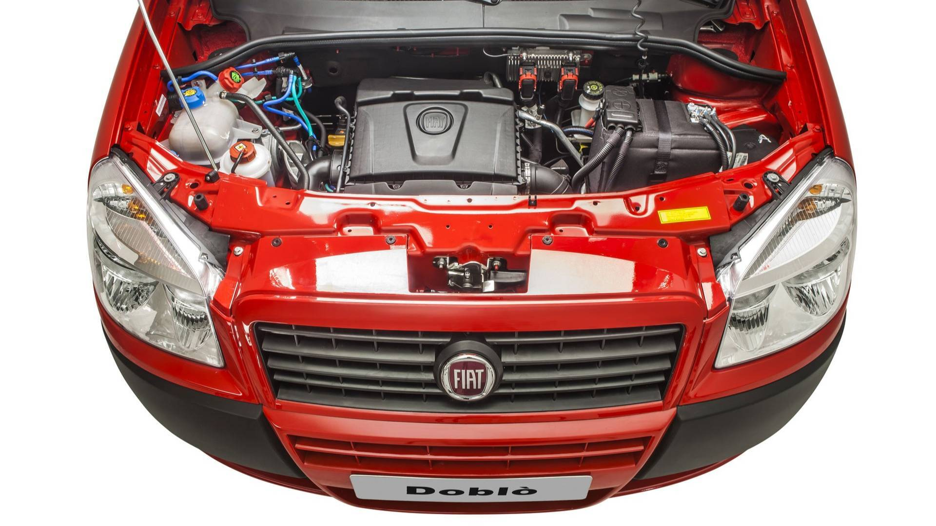 Fiat Doblò 2020. Foto: Divulgação