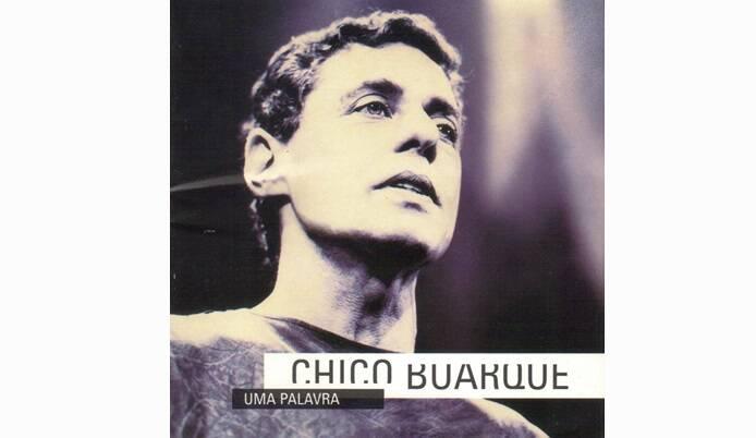 """Capa de """"Uma Palavra"""", lançado em 1995.. Foto: Reprodução/ Divulgação"""