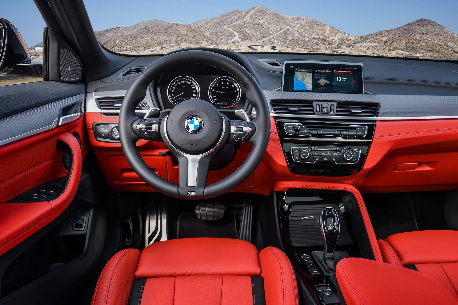 BMW X2 M35i. Foto: Divulgação