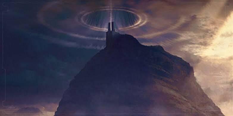 O planeta Vormir abrira a Jóia da Alma e aparece em Guerra Infinita em Ultimato. Foto: Reprodução