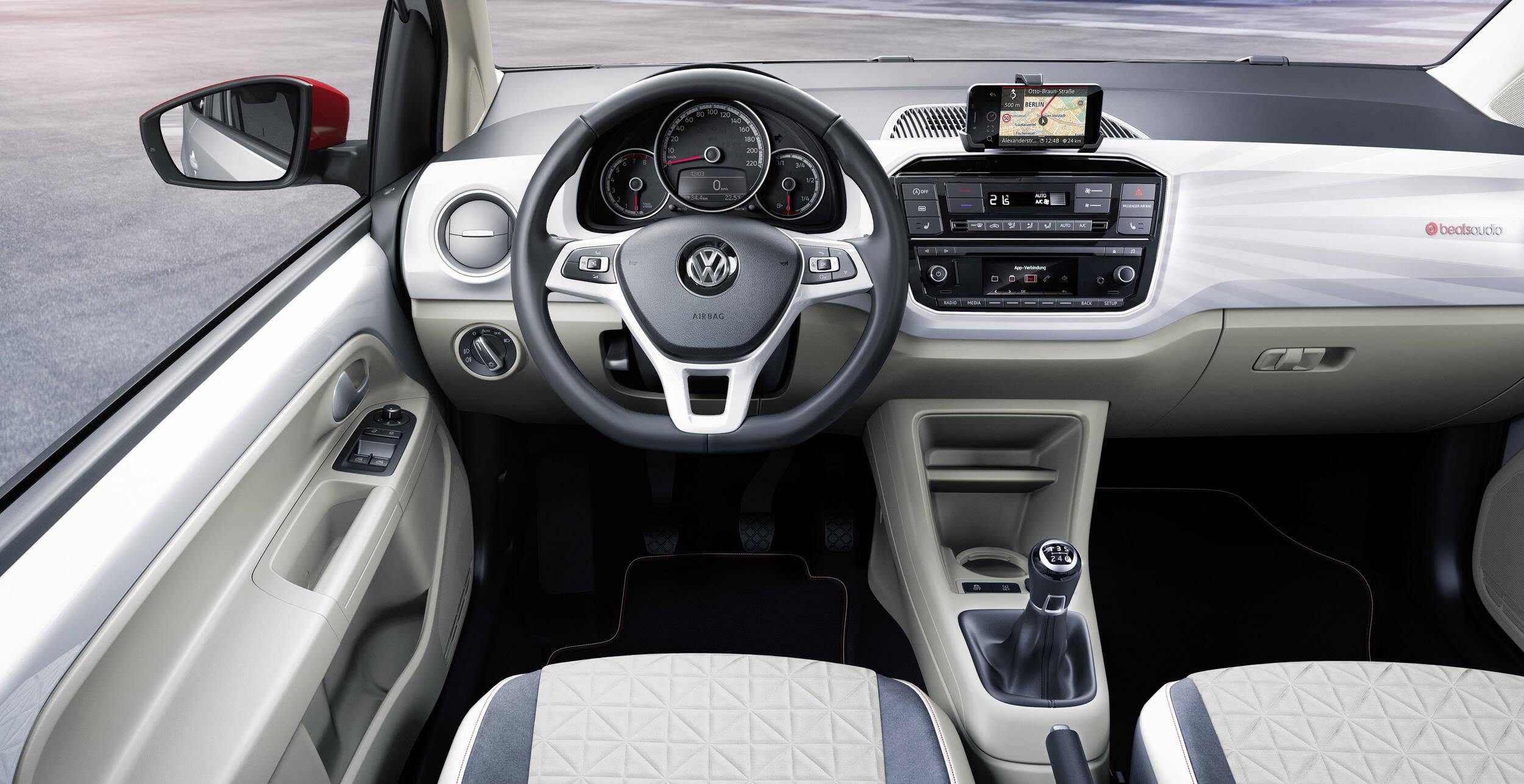 Volkswagen up!. Foto: Divulgação
