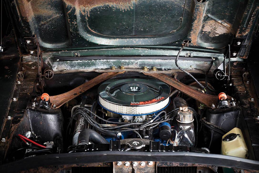 Ford Mustang Bullitt 1968. Foto: Reprodução/Consumption