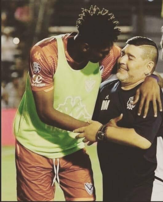Alexander Domínguez. Foto: Reprodução / Instagram