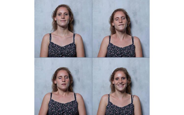 """No """"The O Project"""", 22 mulheres foram fotografadas antes, durante e após terem um orgasmo. Foto: Divulgação/Marcos Alberti"""