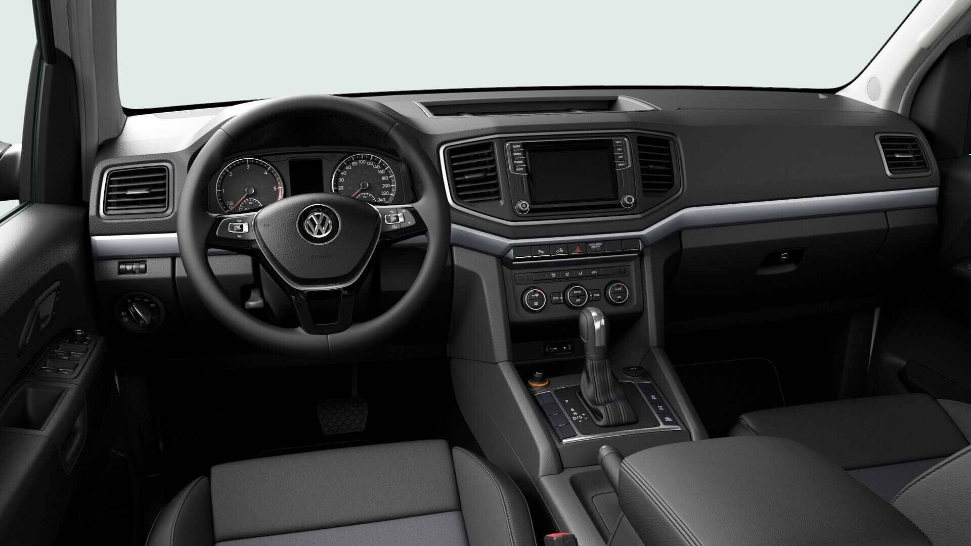 Volkswagen Amarok. Foto: Divulgação