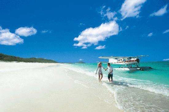 Whitehaven Beach, na Austrália, é eleita a praia mais bonita do mundo em 2021!. Foto: TripAdvisor