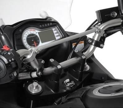 Suzuki V-Strom. Foto: Divulgação