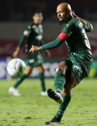 São Paulo x Palmeiras. Foto: Reprodução / Flickr Palmeiras